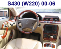 S430 Wood Dashes Full View - 200