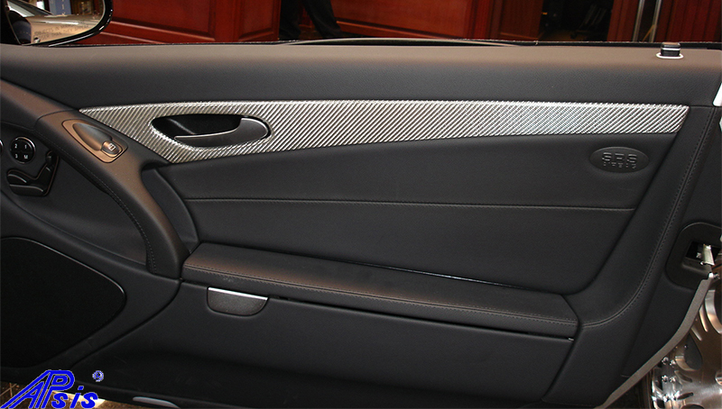 SL-Silver CF-PF Door Panel-installed-1