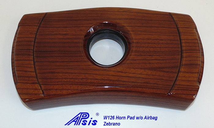 W126 Horn Pad w-o airbag-1