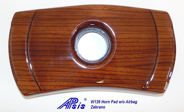 W126 Horn Pad w-o airbag-2