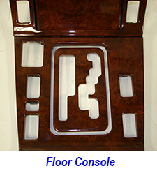 W140 CenterConsole+FloorConsole+ShifterIndicator-burlwood-2-close shot 225