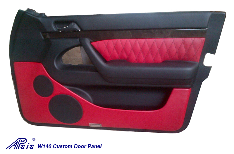 W140 Door Panle-EB+VR-finished-1 done