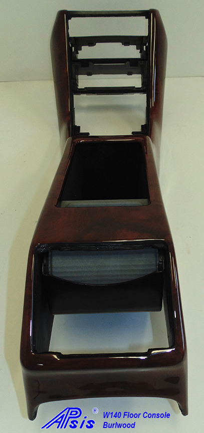 W140 Floor Console-burlwood-individual-7