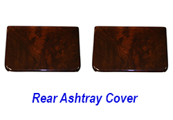 W140 Rear Ashtray Cover-pair-done 250