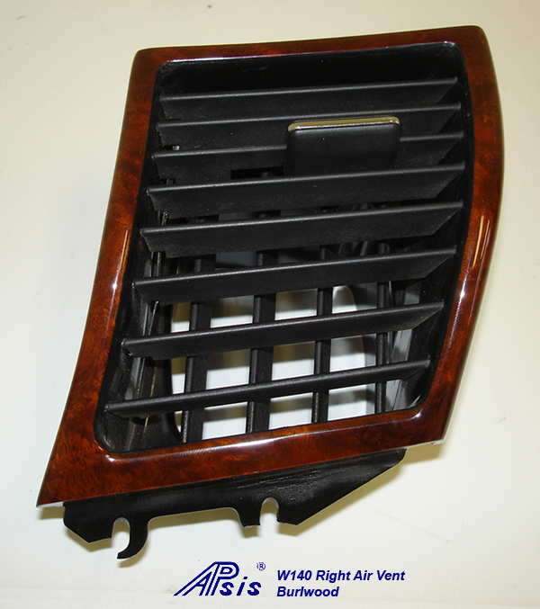 W140 Right Air Vent-burlwood-individual-1