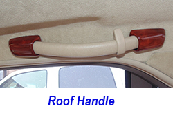 W140 Roof Handle Insalled-1 250