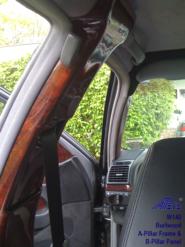 W140 Wood Trim from wintrop-8