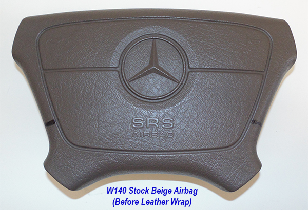 W140 airbag core-1