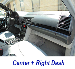 W140 center+right dash-black piano-1 250