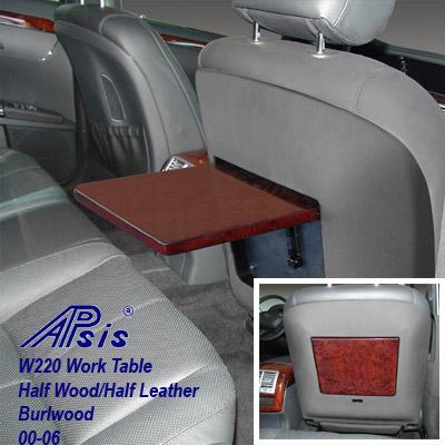 W220 Work Tabke-2-installed