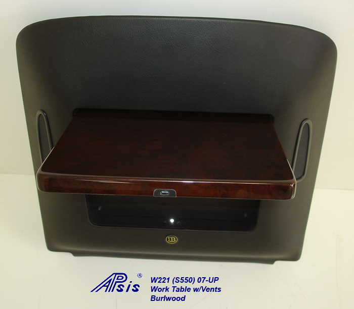 W221 Work Table w-vent-invidual-4