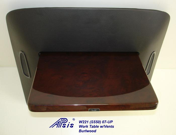 W221 Work Table w-vent-invidual-5