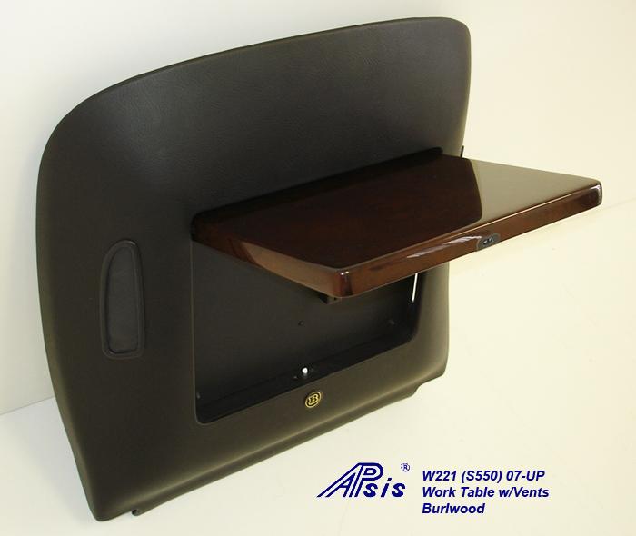 W221 Work Table w-vent-invidual-8