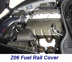 Z06 Fuel Rail Cover-1 250