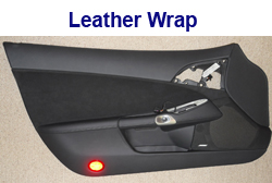 ind Leather Wrap