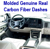 ind Real Carbon Fiber Dashes