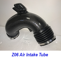 z06 air intake tube-125