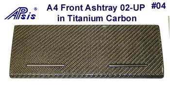 A4 Titanium CF-Front Ashtray-1-done