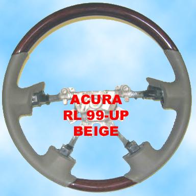 Acura RL 99-UP Beige