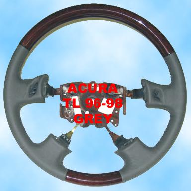 Acura TL 96-98 Grey