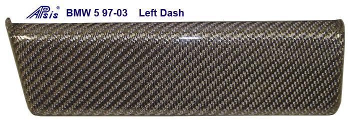 BMW 5 97-03 Left Dash