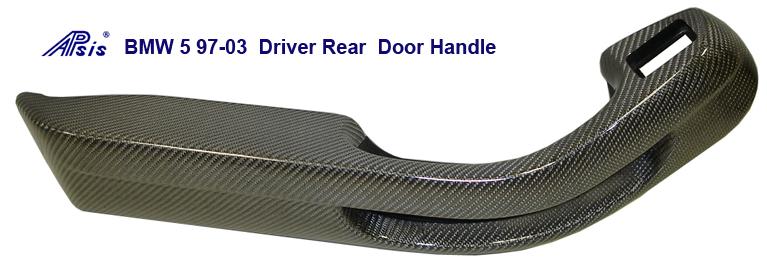 BMW 5-Titanium CF-DR Door Handle-800