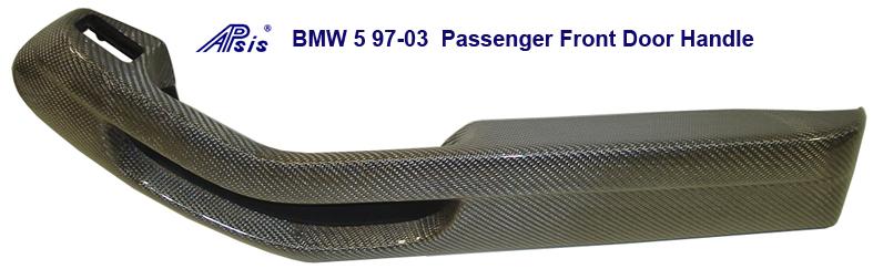 BMW 5-Titanium CF-PF Door Handle-800