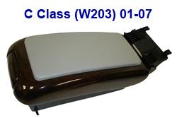 C Class (W203) 01-07 LOGO