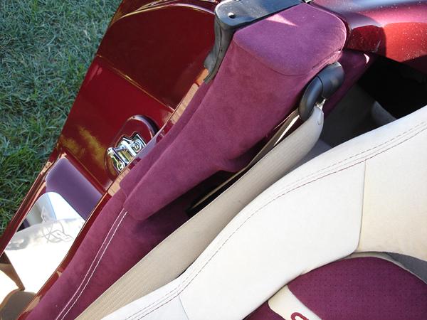 C5 50th anniversary-safety belt bezel-1