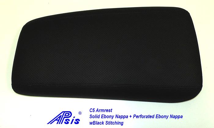 C5 Armrest-EB+PEB w-black stitching-individual-1