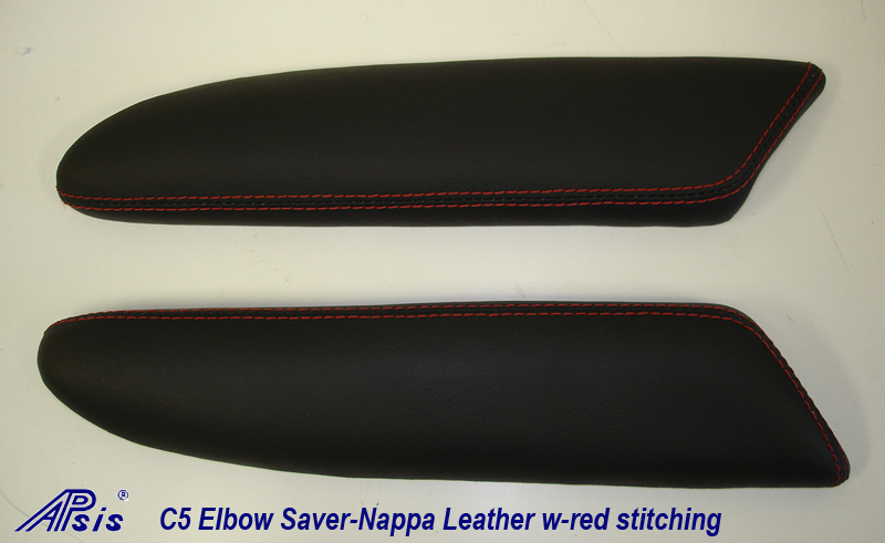 C5 Elbow Saver w-red stitching-individual-1