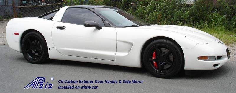 C5 Ext Door Handle+Side Mirror-full view-2