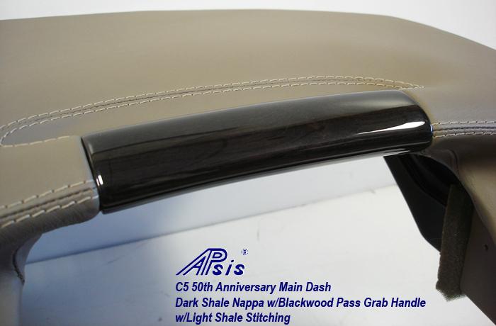 C5 Main Dash-50th anniversary-pass grab handle-blackwood-1