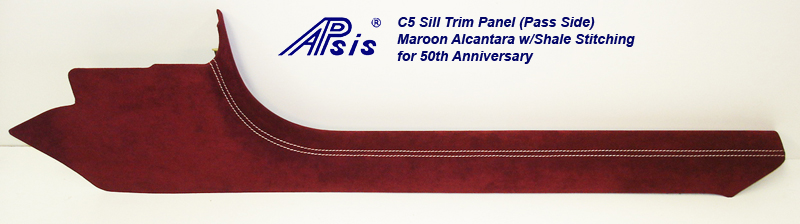 C5 Sill Plate-maroon alcan-full-2-pass