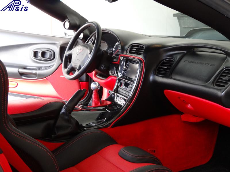 C5 SuperDeluxe Seat w-CF panel-EB+TR-3