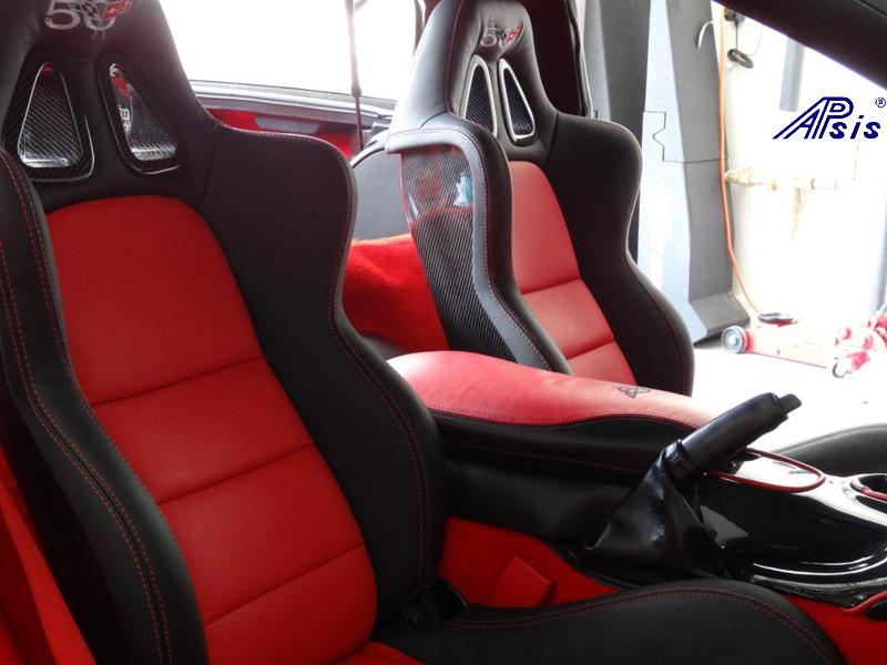 C5 SuperDeluxe Seat w-CF panel-EB+TR-5