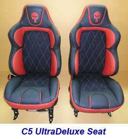 C5 UltraDeluxe Seat- 250