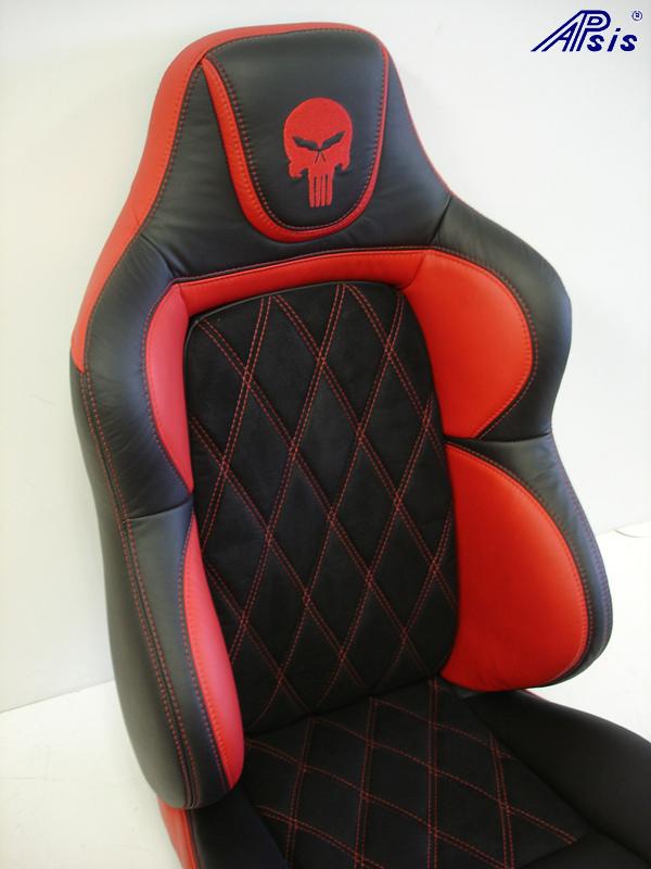 C5 UltraDeluxe Seat-EB+TR-close shot-7