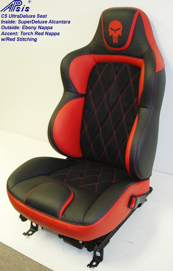 C5 UltraDeluxe Seat-EB+TR w-punisher-pass-side view-1