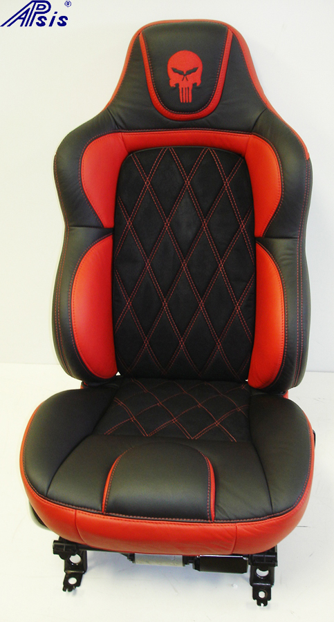 C5 UltraDeluxe Seat-EB+TR w-punisher-pass-side view-6