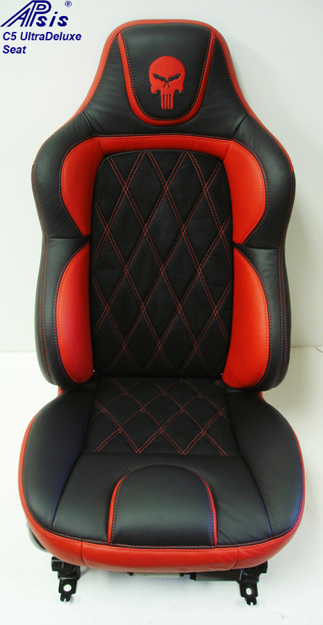 C5 UltraDeluxe Seat-EB+TR w-punisher-pass-straight view-1