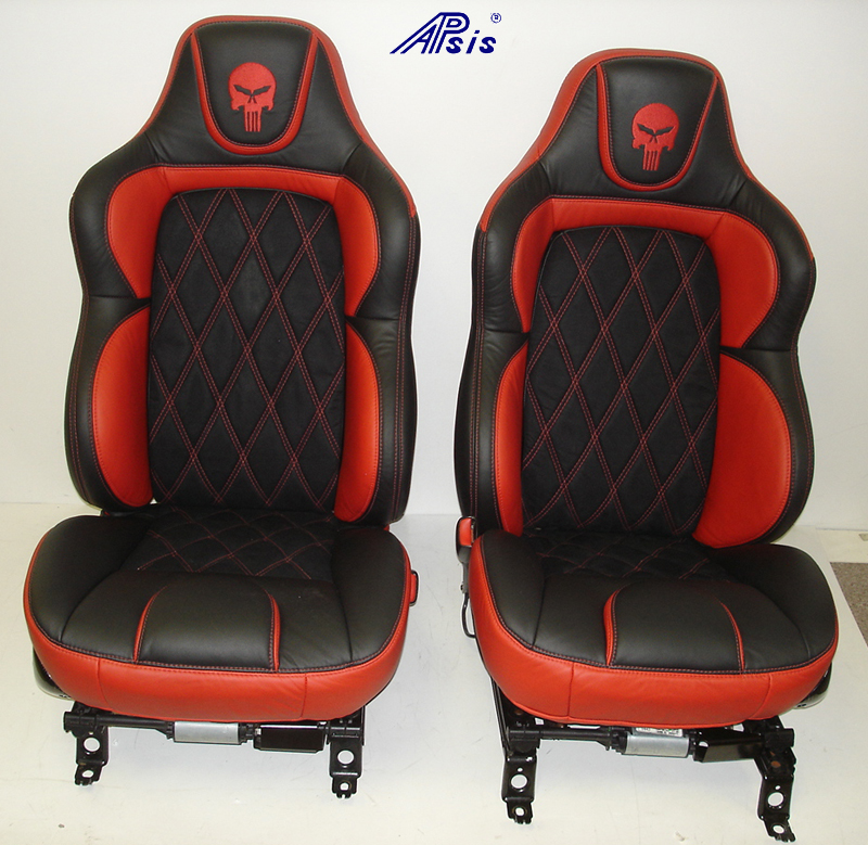 C5 UltraDeluxe Seat EB+VR w-punisher-pair-1
