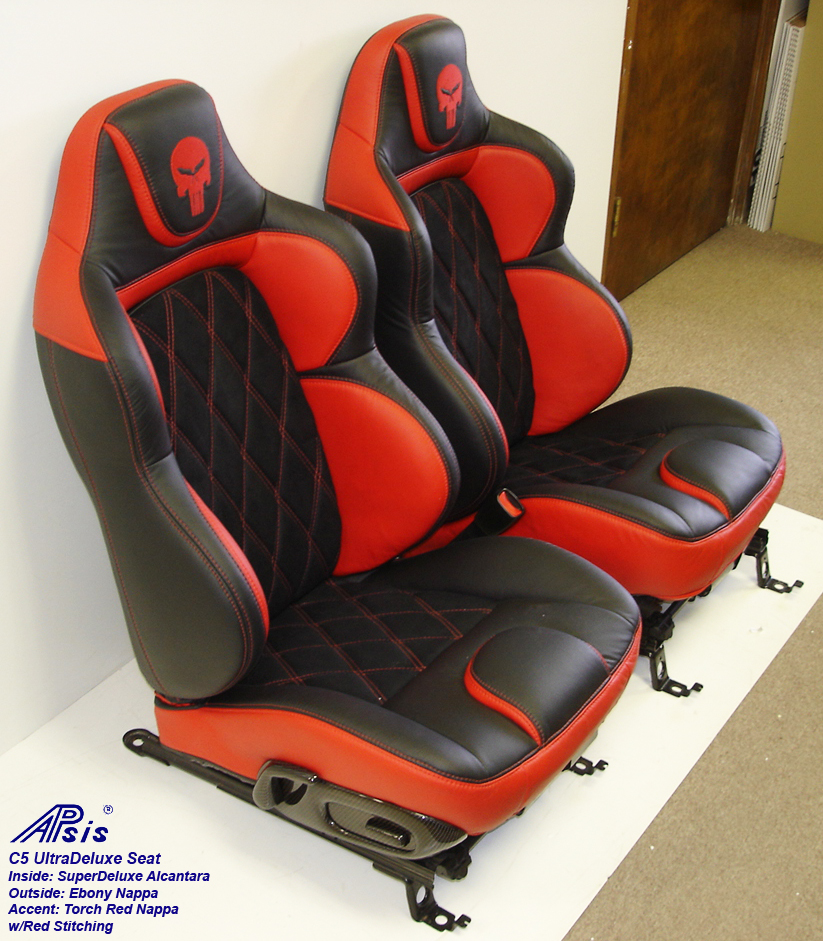 C5 UltraDeluxe Seat EB+VR w-punisher-pair-2