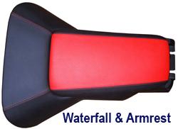 C5 Waterfall & Armrest -250