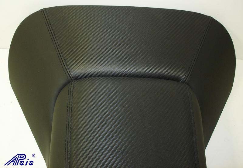 C5 Waterfall+Armrest-carbon leather & nappa-close shot-1 no flash