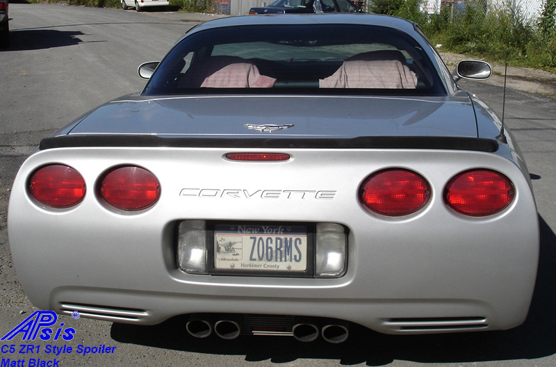 C5 ZR1 Style Spoiler-finished prototype-full-1
