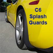 C6 05-UP Splash Guard 180