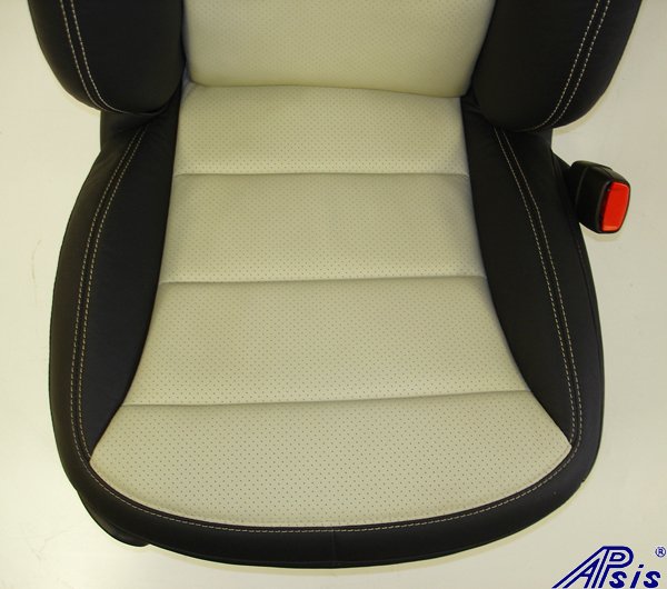 C6 2012 Seat-ebony+linen-lower only-top view-1