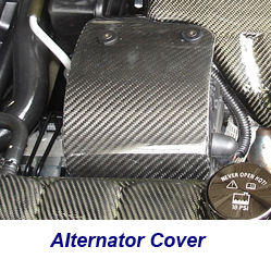 C6 Alternator Cover-1 250