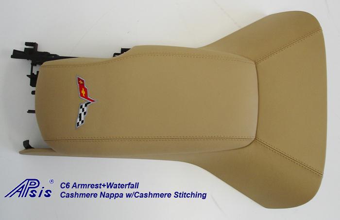 C6 Armrest+Waterfall-CA w-ca stitching-1